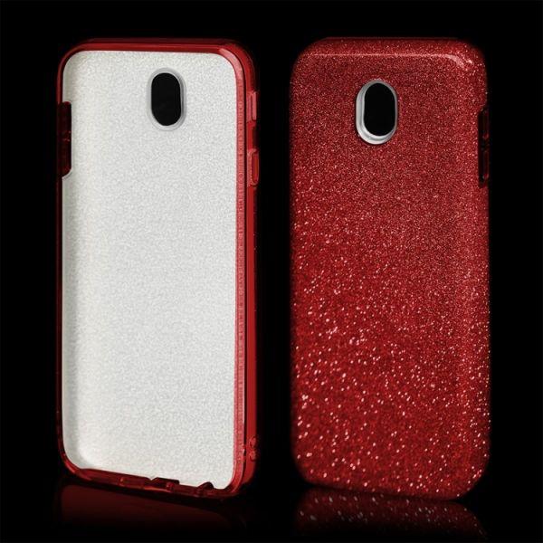 Schutzhülle Blink für Samsung Galaxy J7, rot